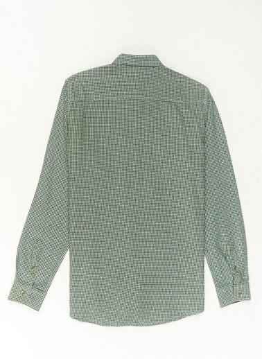 Fresh Company Gömlek Yeşil